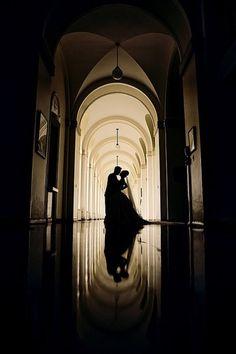 Chic wedding photo idea