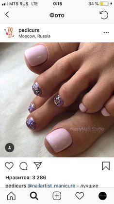 """The simple offset of color and sheen is captivating on these """"already pulsating shapely erotic angelic heavenly toes!"""" Do they taste as yummy as they look! Pretty Toe Nails, Cute Toe Nails, Toe Nail Art, Glitter Toe Nails, Hair And Nails, My Nails, Summer Toe Nails, Toe Nail Designs, Nail Art"""