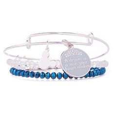 Disney Alex And Ani Bundles Are The Perfect Choice For That Disney Fashionista This Holiday Season!