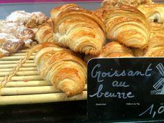 Croissants. Paris. Love!