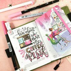 Take A Break, Book Journal, Color, Instagram, Colour, Colors