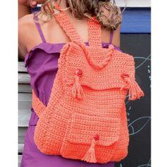 Aujourd'hui nous vous exposons un modèle tricot sac a dos afin de vous aider à trouver de l'inspiration quand vous aurez vos aiguilles et votre pelote  en main.