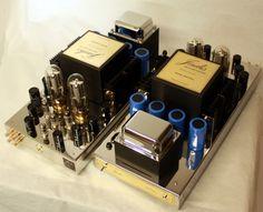Tube Power Amplifiers 845Nec Jadis Electronics