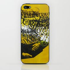 I'm just a teenage dirt bag baby iPhone & iPod Skin by R. S. Henderson - $15.00