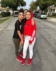 Check out ❤️ Matching Outfits Best Friend, Best Friend Outfits, Go Best Friend, Best Friend Goals, Dope Fashion, Teen Fashion, Girl Outfits, Cute Outfits, Fashion Outfits