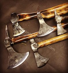Axes and hawks