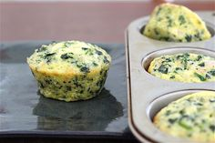 Make-Ahead Spinach and Quinoa Quiche for Breakfast in Minutes