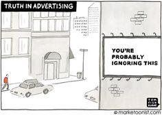 truth in advertising- Tom Fishburne