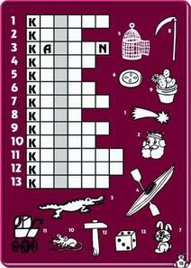 Untitled Document Crossword, Education, Archive, Crossword Puzzles, Onderwijs, Learning