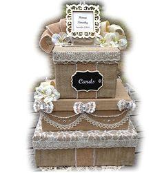 Wedding Gift Card Box, Rustic Card Box Wedding, Gift Table Wedding, Money Box Wedding, Wedding Cards Handmade, Gift Card Boxes, Wedding Ideas, Wedding Decorations, Wedding Events