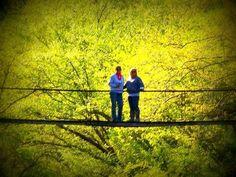 Swinging Bridges in Kentucky | Clay County ...