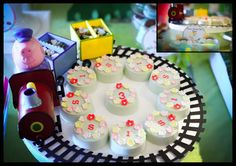 Little Big Company | The Blog: Peppa Pig themed Birthday party for her two adorable twins by Supriya
