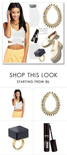 """""""Yoins 27"""" by mycherryblossom ❤ liked on Polyvore featuring mode"""