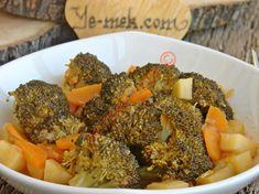 Zeytinyağlı Brokoli Resimli Tarifi - Yemek Tarifleri