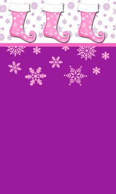 Christmas Cute Christmas Wallpaper, Holiday Wallpaper, Winter Wallpaper, Christmas Background, Holiday Backgrounds, Purple Christmas, Christmas And New Year, Winter Christmas, Christmas Time