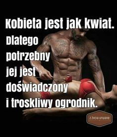 Polish Language, Weekend Humor, Love Always, Romantic Quotes, Motto, A Good Man, Good Morning, Funny, Life