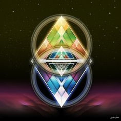 ∆ : The Vessel - Jetters Visions / Jetters Visions / Jetter Green /  / Sacred Geometry <3