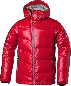 Sail Racing Frost Down DK Red, winter jacket for men