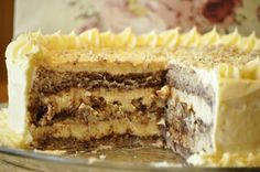 Karington torta ~ Kuhinja i ideje