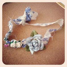 Flower Headbands £3.50