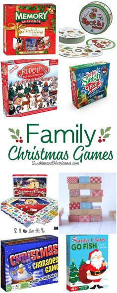"""itle=""""Board Games""""alt=""""Board Games""""/></br></br>Put on your Christmas PJs, have your holiday playlist ready and grab these great family Christmas games for festive fun the whole family will enjoy! Christmas Maze, Christmas Board Games, Christmas Games For Family, Printable Christmas Games, Christmas Jokes, Christmas Pjs, Xmas Pjs, Family Christmas, Christmas Decor"""