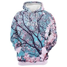 Fresh Hoods offers you clothes with hundreds of exquisite artistic and detailed prints that reach far beyond your imagination. Cute Casual Outfits, Swag Outfits, Fashion Outfits, Trendy Hoodies, Cherry Blossom, Street Wear, Bomber Jacket, Mens Fashion, My Style