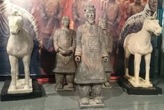 Los guerreros de Xian: Un tesoro de la Humanidad