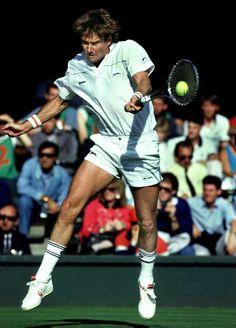 Jimmy Connors (USA) — 1987 Wimbledon Gentlemen's Singles