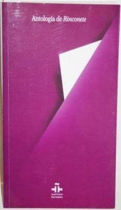 Antología de Rinconete : selección de textos sobre lengua, arte y cultura