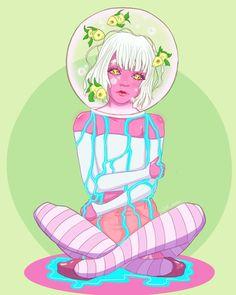 Fanart, Doodles, Anime, Instagram, Fan Art, Cartoon Movies, Anime Music, Sketches, Donut Tower