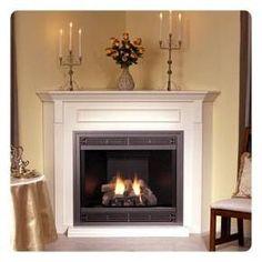 Diy Corner Fireplace Mantle