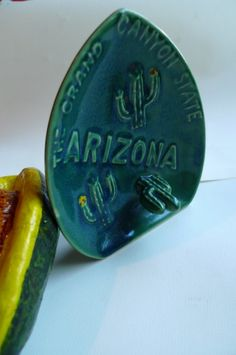 mid-century AZ souvenir pottery