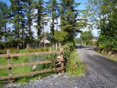 On the Drinmeen Road in County Mayo Ireland.  Photo by Melissa O'Malley Moore