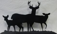 You love to hunt or know someone who does?   Great customizable metal art can be conceptualized and customized affordably just for you or your loved ones!