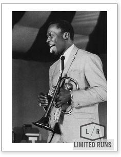 Miles Davis at the Newport Jazz Festival 1956