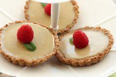 Лимонови тарталети | Lemon white chocolate tartelettes