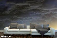 Fototapeta do sypialni, salonu czy klimatycznego pubu. Pochmurne niebo. Wzór nr  NB18 ©  #fototapety #fototapeta #wallit #swidnica #drukarnia #copyright #niebo #chmury #wallpaper