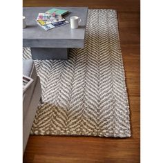 Sandscape Natural Jute Handwoven Rug (8'x 10') | Overstock.com Shopping - The Best Deals on 7x9 - 10x14 Rugs