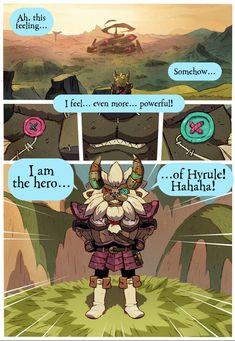 Part 1 - Joining The Yiga Clan