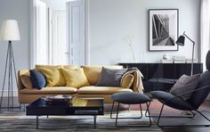 Find Your Budget-Friendly Dream Living Room 22