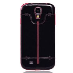 Fashion Insert Card Design Durable Case for Samsung S4/I9500