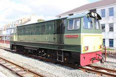 Ffestiniog Railway.  Porthmadog. Heritage Railway, Welsh, Locomotive, Gauges, Tractors, Trains, The Past, British, Welsh Language