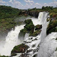Iguazu Falls, Argentina   32 Magical Destinations To Visit In This Lifetime