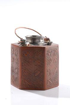 Old Yixing tea pot