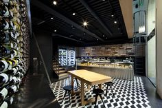 12 best old amsterdam cheese store 01 retail design images on vincent coste combines the worlds of cheese and wine in france fandeluxe Image collections