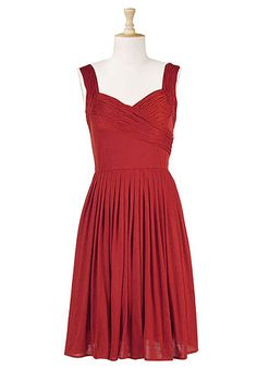 mother of the bride  louisa's chice for me-- but can I wear red to my kids wedding?