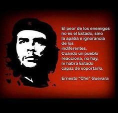 Who is Che Guevara ? Che Guevara Quotes, Che Guevara Images, Che Quotes, Book Quotes, Power Trip, Che Quevara, Pop Art Bilder, Cuban Cafe, Ernesto Che Guevara