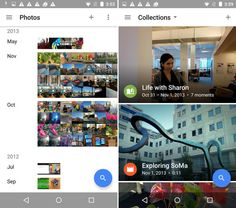 Google Photos takes the best photos from your phone and turns them into captivating albums, GIFs, movies and more, while also backing up everything so you never lose your precious moments.