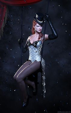 Satine (Moulin Rouge) FanArt