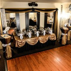 Elegance is always affordable at this party hall :o) Bring us your ideas and we will make it happen!! - Yelp